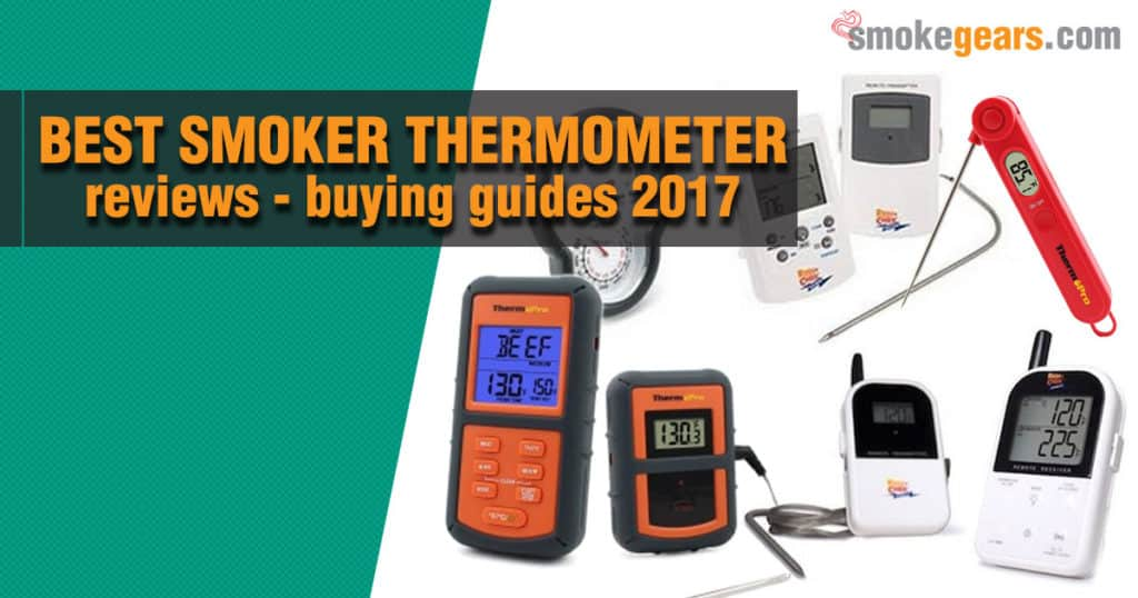 best thermometer for smoker