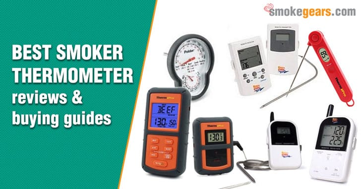 best smoker thermometers banner