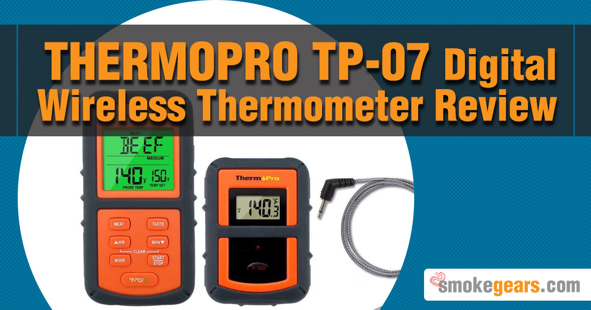 ThermoPro TP-07 Review