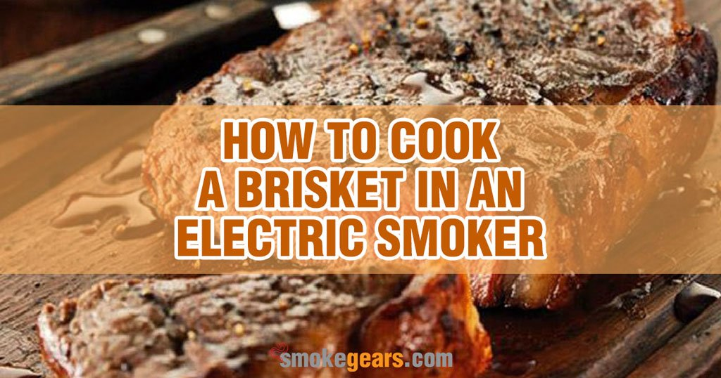 How to Cook a Brisket in an Electric Smoker