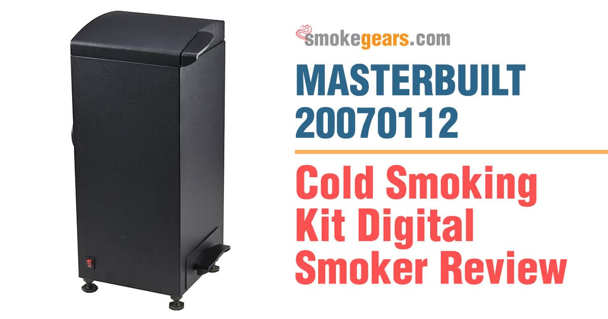 Masterbuilt 20070112 Cold Smoking Kit for Masterbuilt Digital Smokers