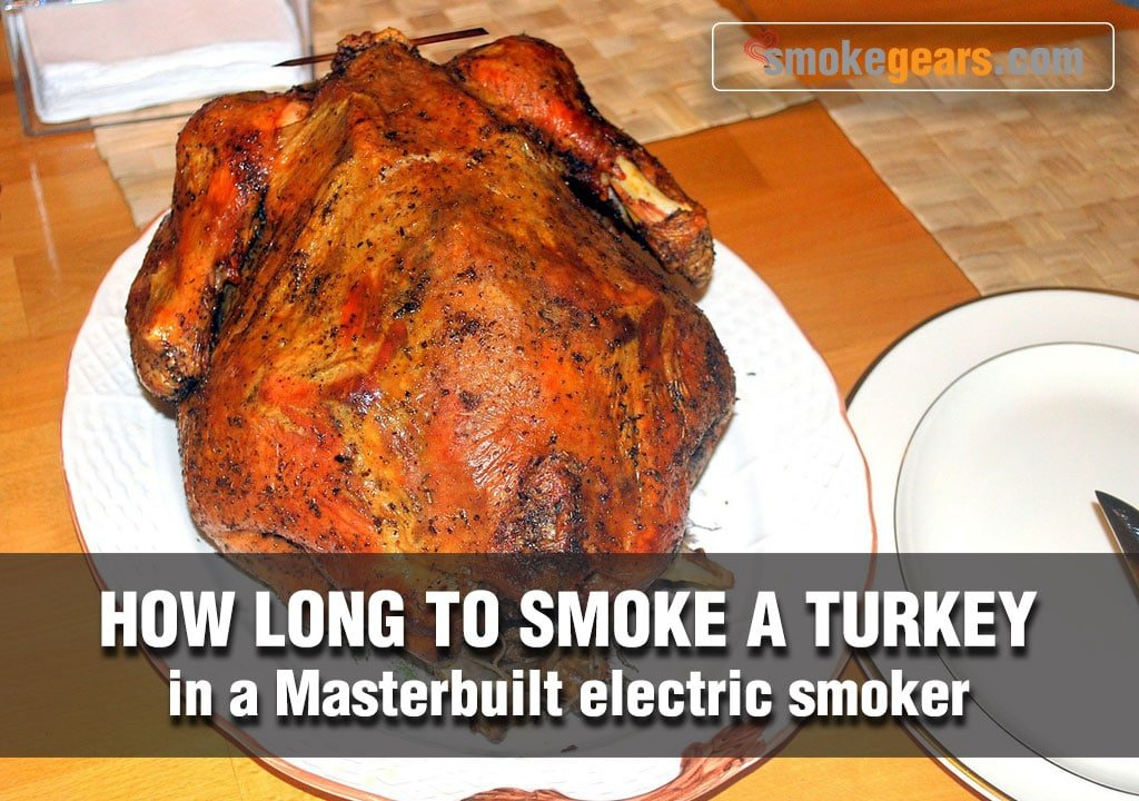 how to smoke a turkey in electric smoker