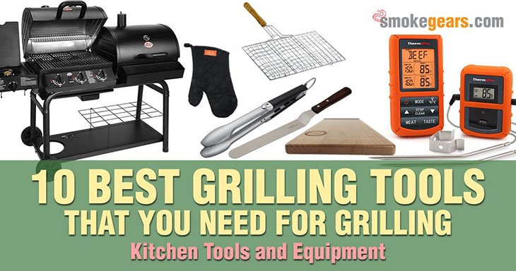 best grill tool set