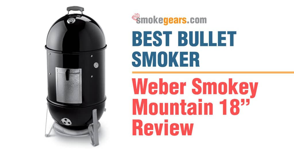 Weber 721001 Smokey Mountain 18 Inch Review