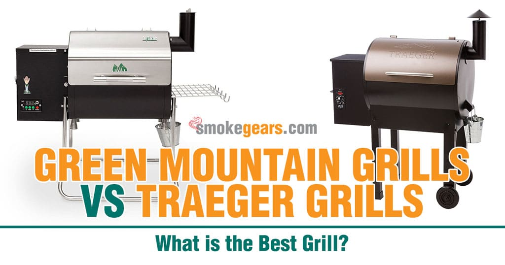 traeger grills vs green mountain