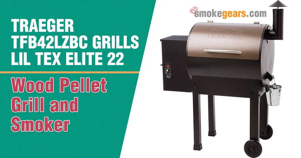 traeger wood pellet grill review