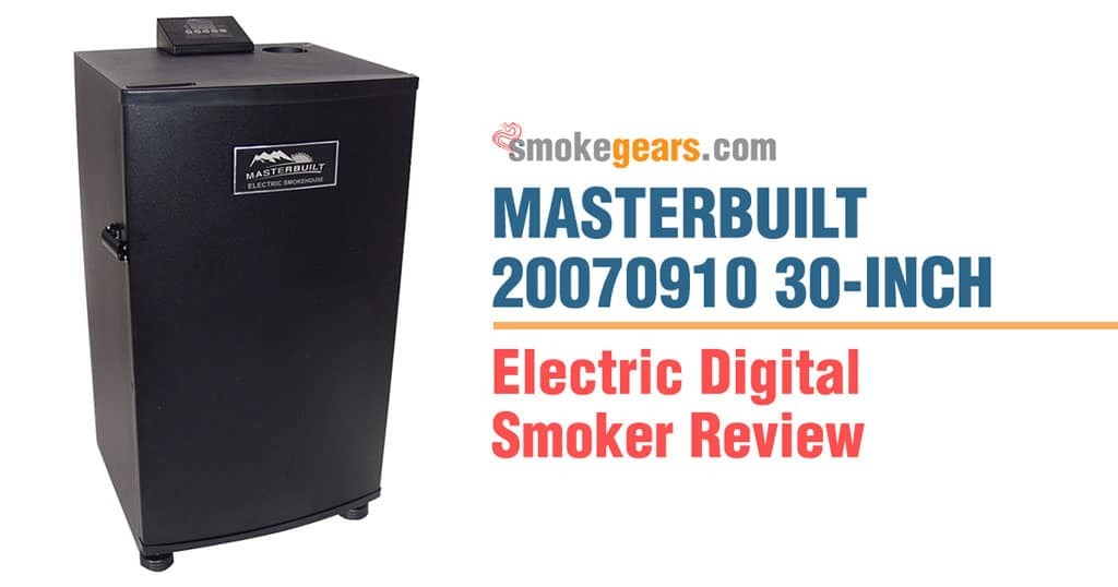 Masterbuilt 30 Electric Smoker reviews
