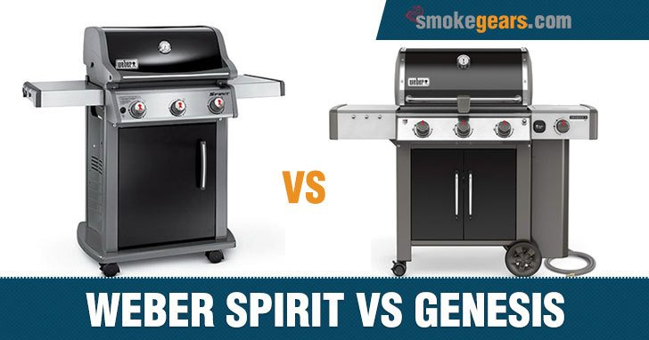 Weber Spirit vs Genesis Gas Grill