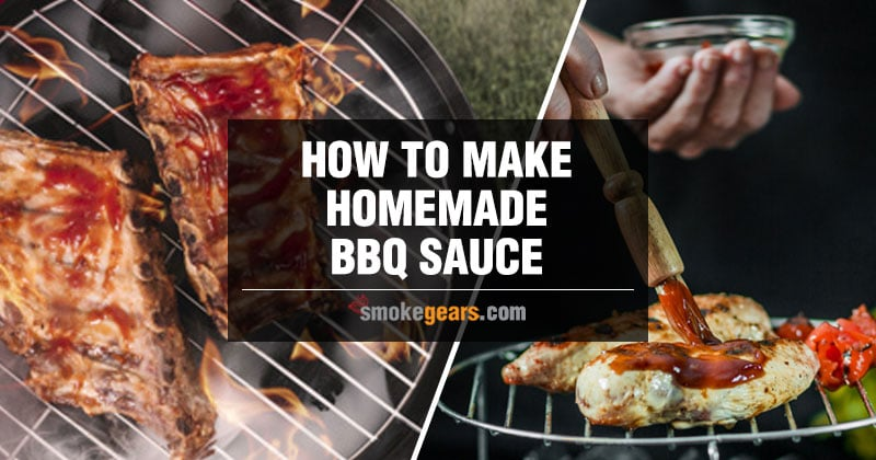 How to Make Homemade BBQ Sauce