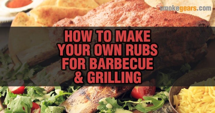 How to Make Your Own Rubs