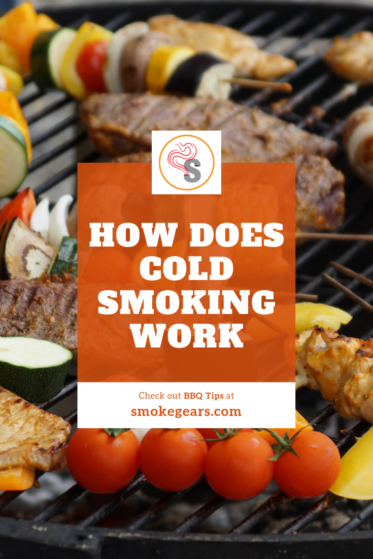 How does cold smoking work