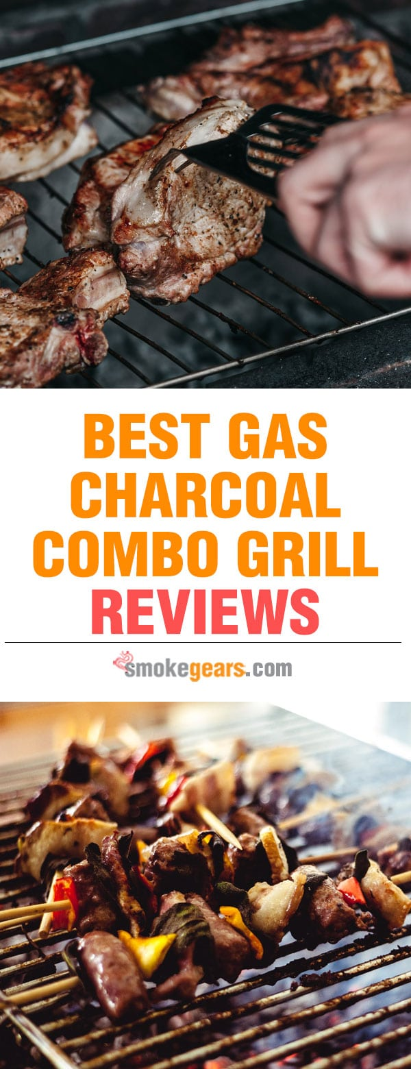 Best charcoal and gas grill combo reviews
