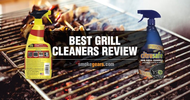 Best Grill Cleaners Review