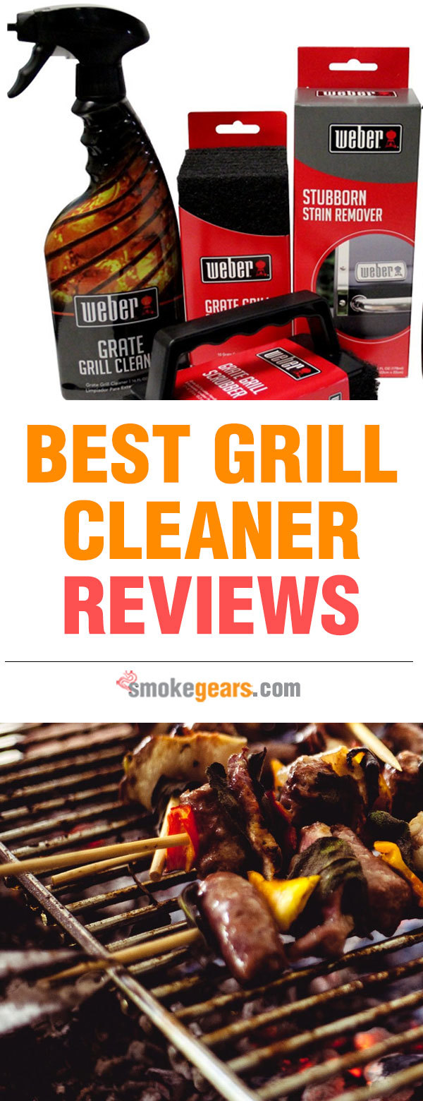 Best Grill Cleaner Reviews