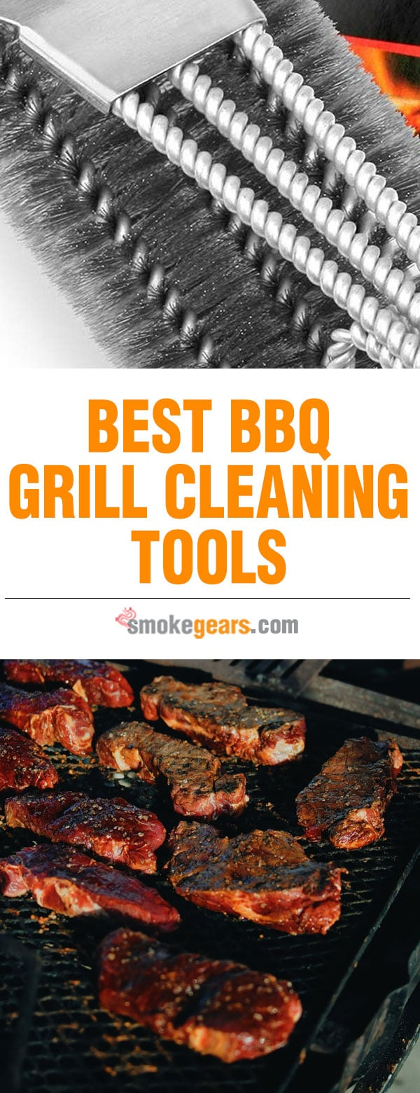 best bbq grill cleaning tools