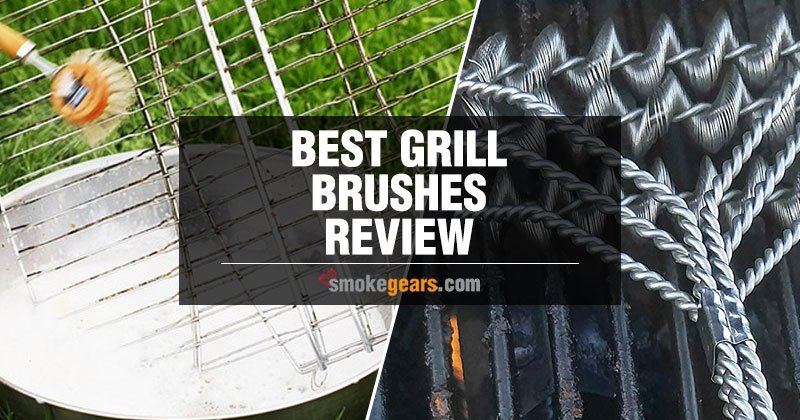 best grill brushes review