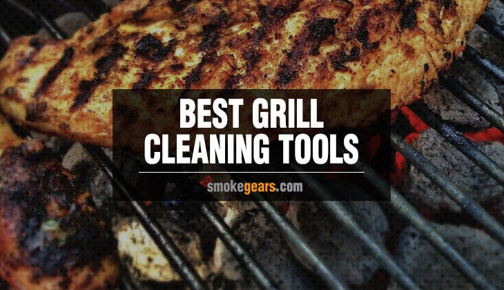 best grill cleaning tools
