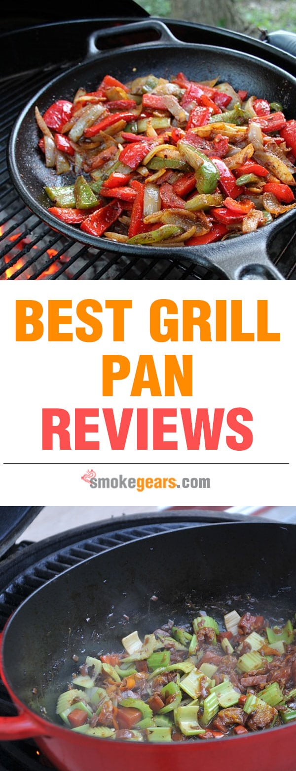 Top rated grill pans review