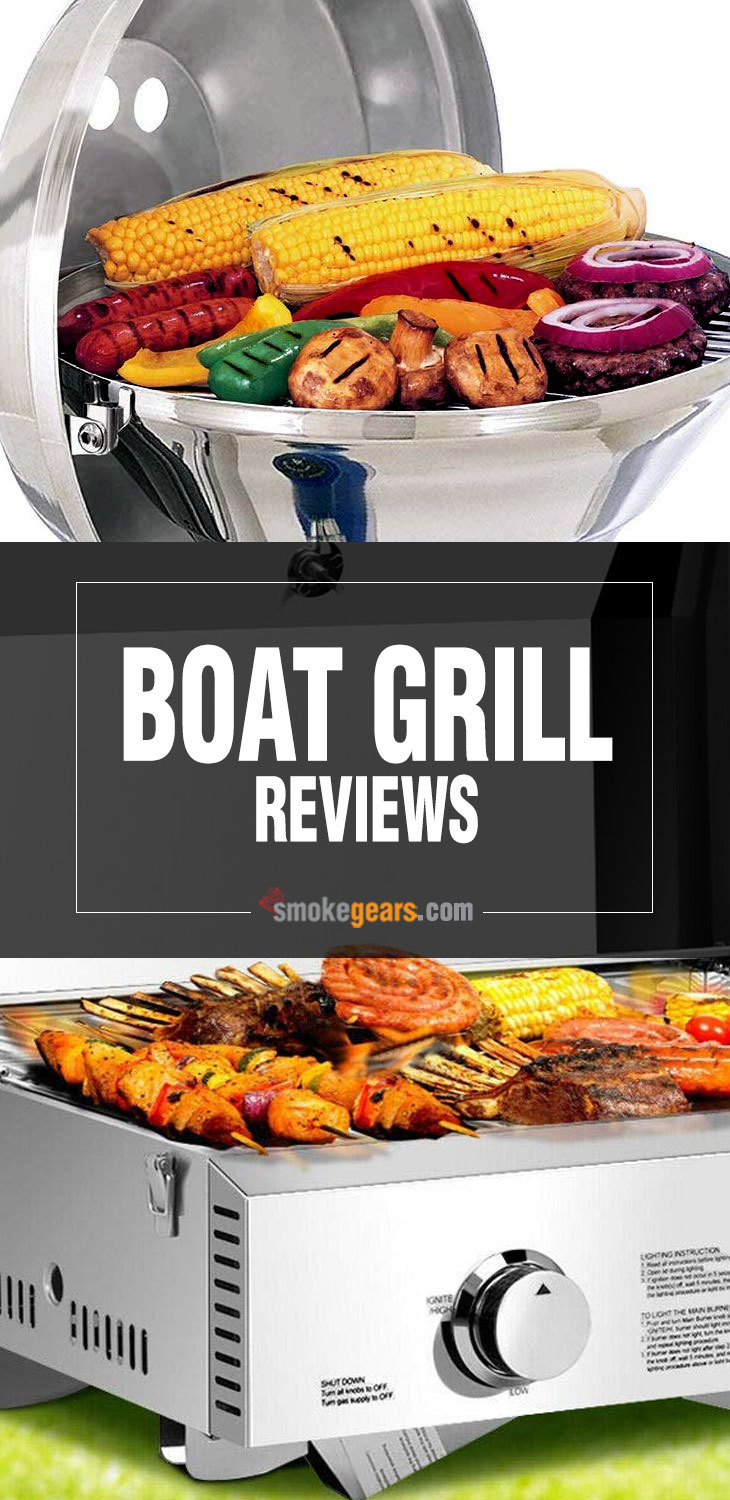 best boat grills review
