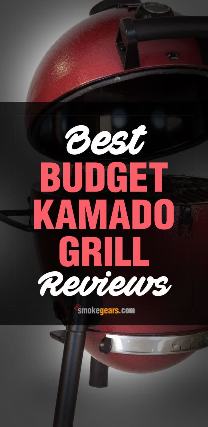 best budget kamado grill reviews