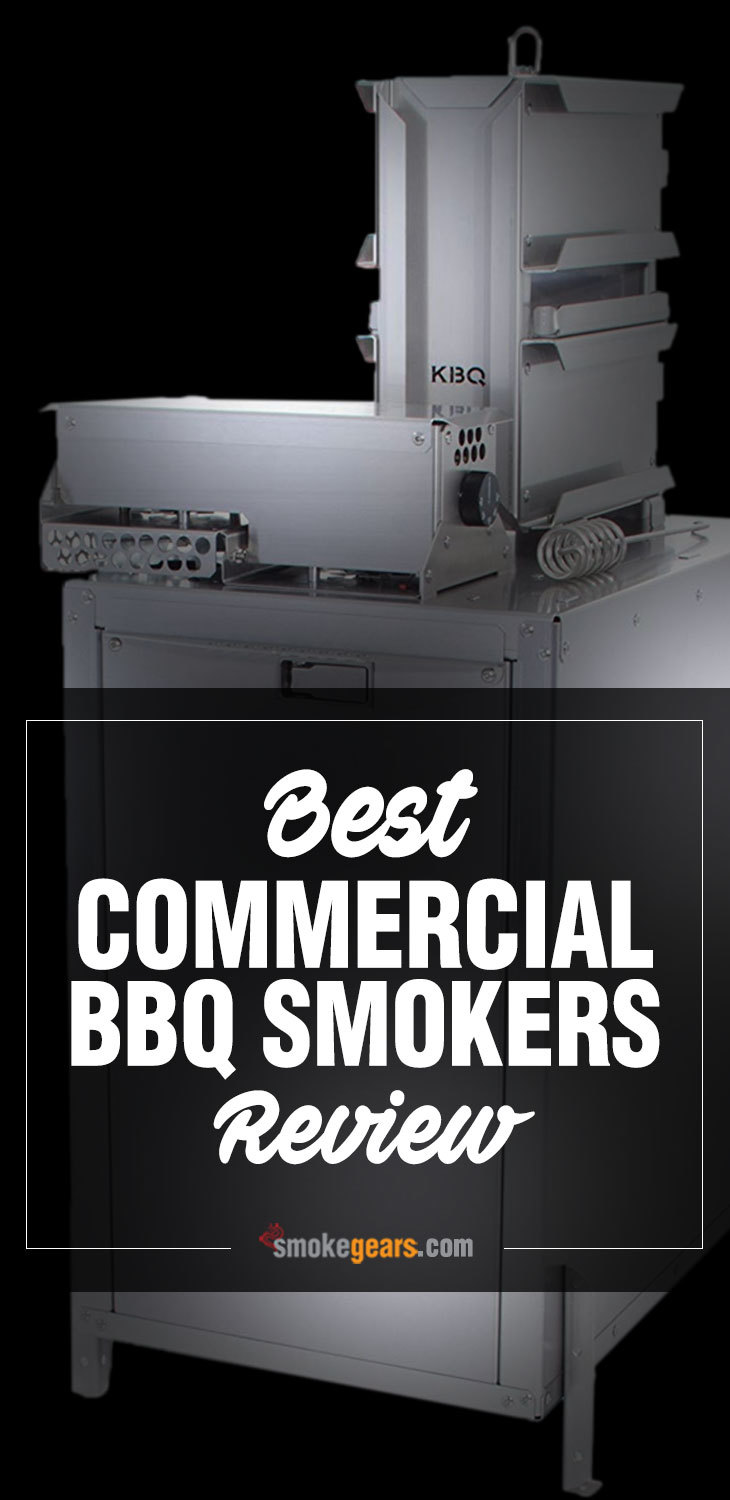 best commercial bbq smokers