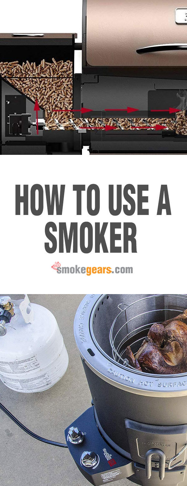 How to Use a Smoker Step By Step
