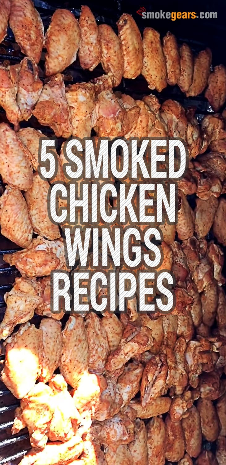 Smoked Chicken Wings Recipes