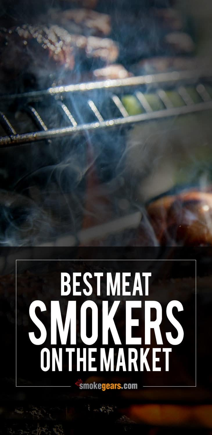 best meat smokers on the market