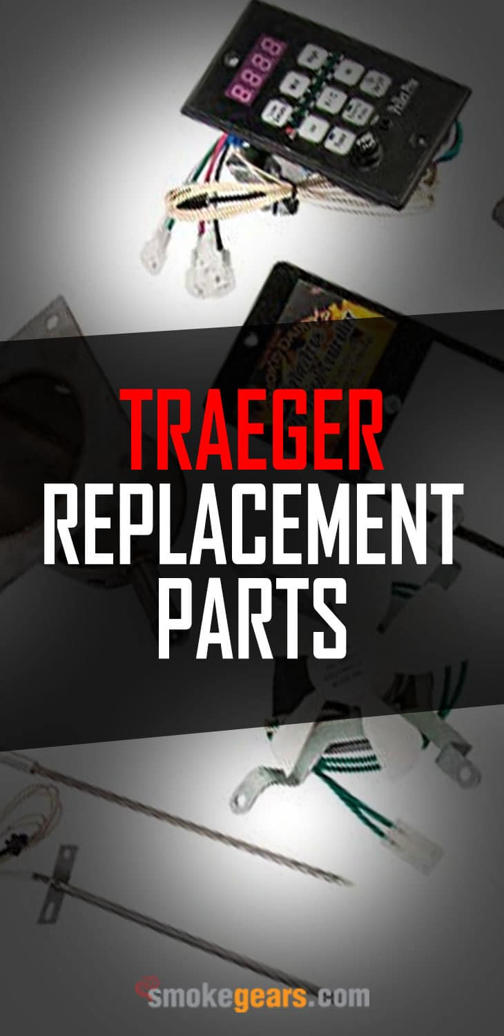 Traeger replacement parts,