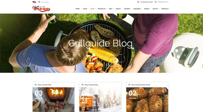 Bar-Be-Quick Grill Guide Blog
