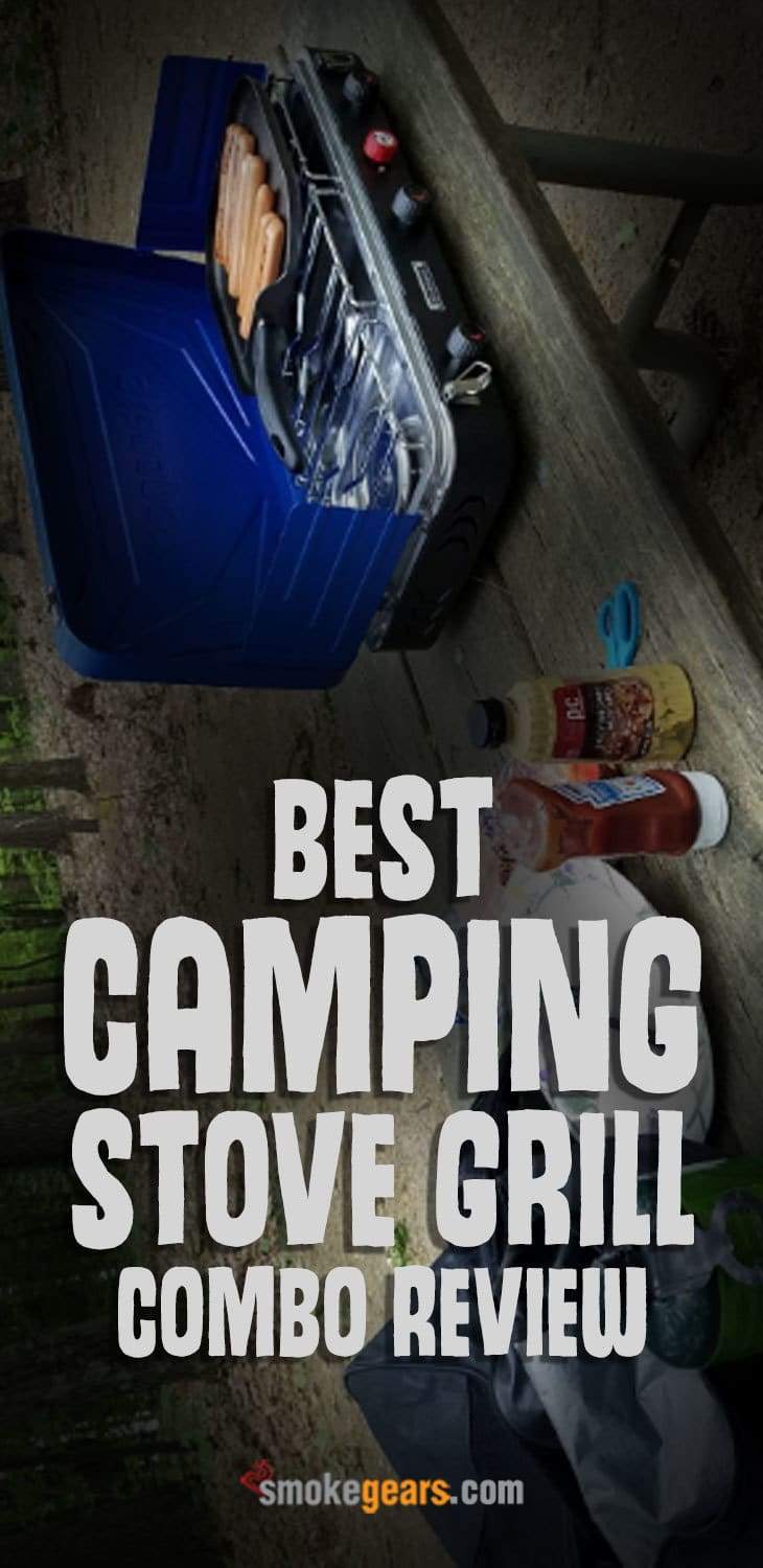 best camping stove grill combo