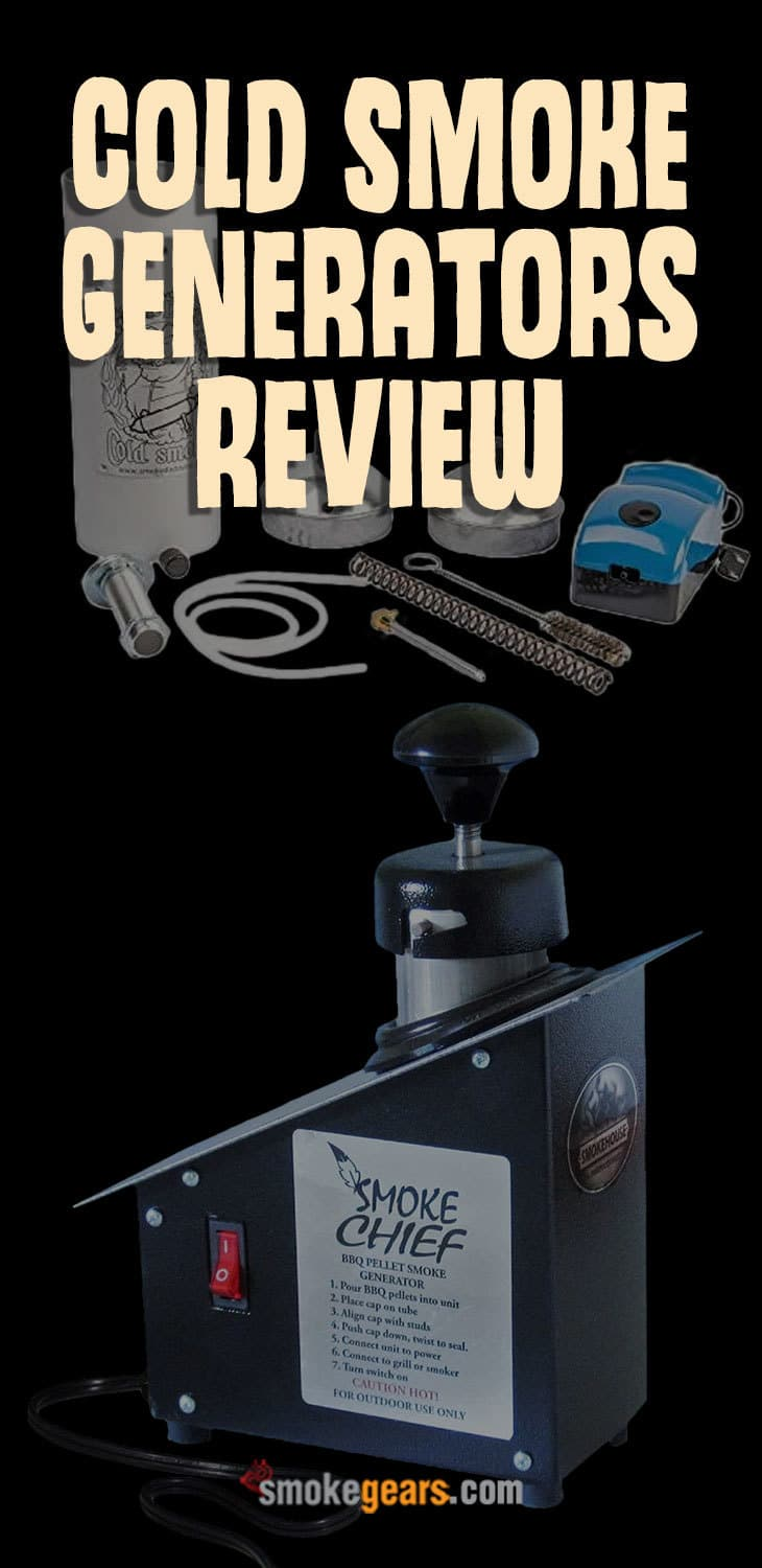 Cold Smoke Generators Review