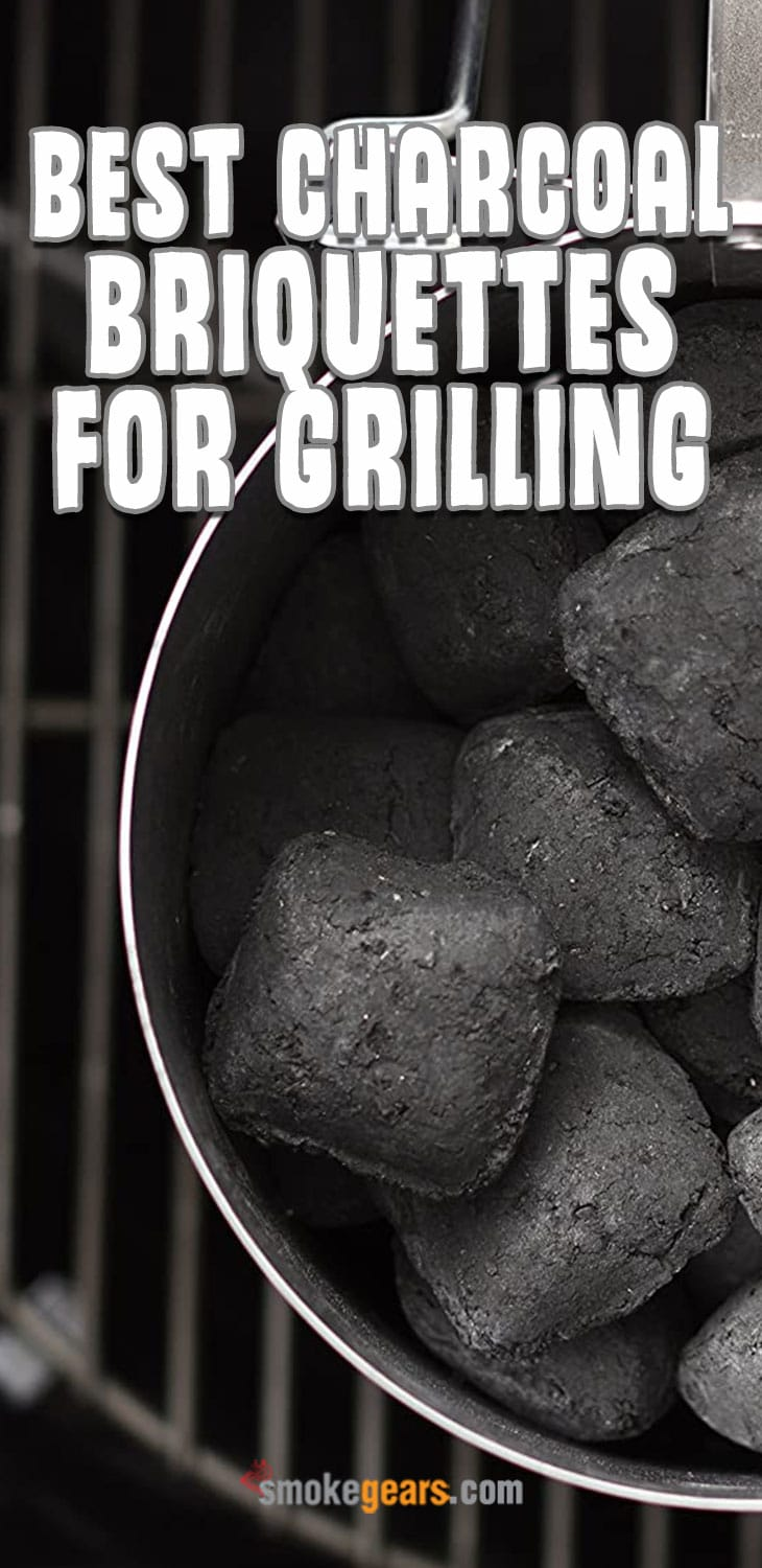 best charcoal briquettes for smoking