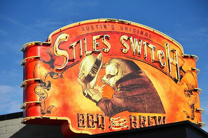 Stiles Switch BBQ and Brew