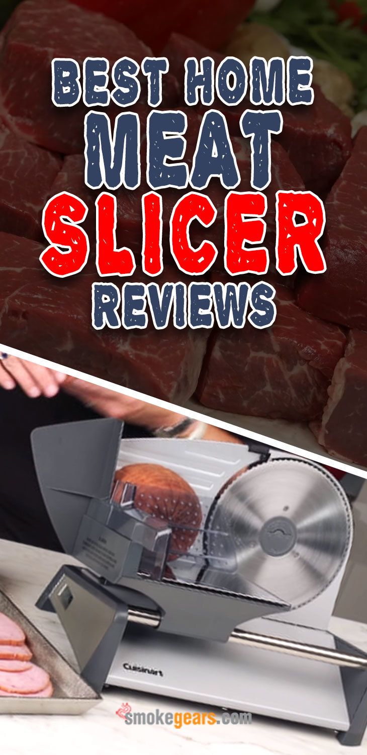 best home meat slicer reviews