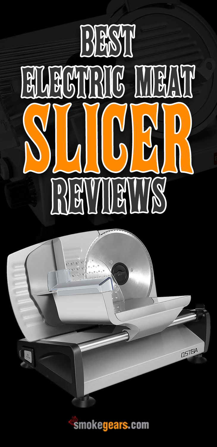 best electric meat slicer reviews