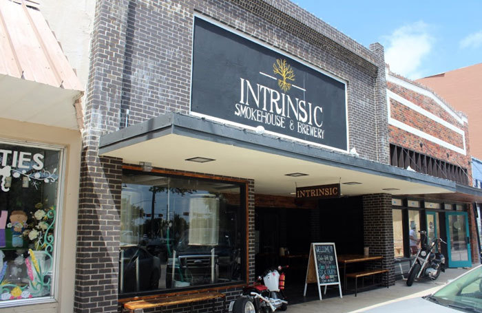 Intrinsic Smokehouse and Brewery