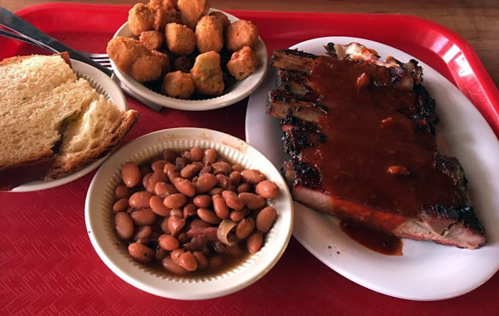 Tony's BBQ and Steakhouse