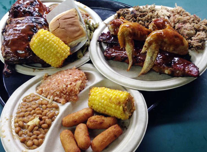 Woodland Barbeque Restaurant and Catering Service