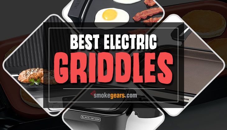 best electric griddles to buy