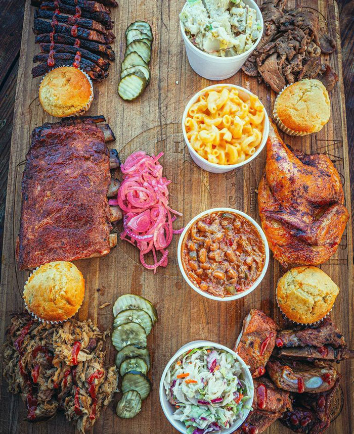 Cali Comfort BBQ in Spring Valley