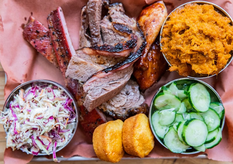Hill Country Barbecue Market in 7th St NW, Washington, DC