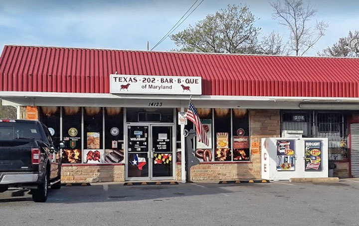 Texas 202 Barbeque of Maryland in Brandywine