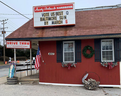 Andy Nelson's Barbecue & Restaurant