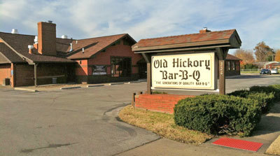 Old Hickory Bar-B-Que