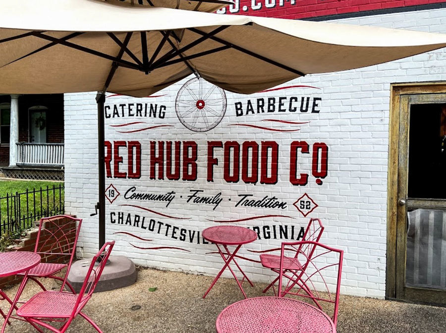 Red Hub Food Co, Charlottesville